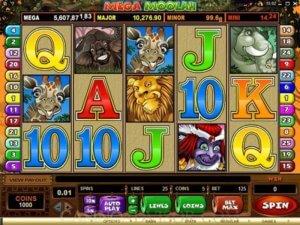 mega moolah progressive jackpot slot online slot machine canadian slots